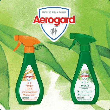 Conheça mais sobre Aerogard